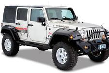 Bushwacker 10044-02 Bushwacker Pocket Style Flare Jeep Wrangler 07-15 Rear