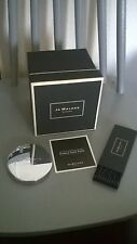 Jo Malone empty candle box,cover,care card&matches