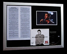 BEN HAENOW Something I Need GALLERY QUALITY CD FRAMED DISPLAY+FAST GLOBAL SHIP