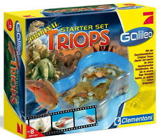Clementoni 69694 Galileo triops starter set magiques experimentierbox NEUF