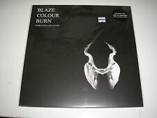 Jan St. Werner Blaze Colour Burn LP New unplayed Mouse On Mars Lithops TJ 2013