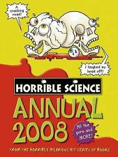 HORRIBLE SCIENCE ANNUAL 2008    Nick Arnold    HB