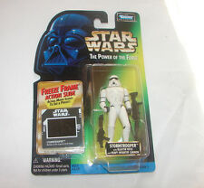 star wars POTF Stormtrooper ANH E IV FF  card action figure MOC        114