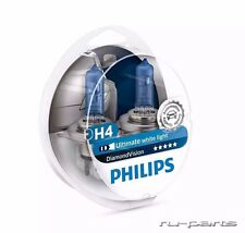 PHILIPS DIAMOND Vision H4/9003/HB2 60/55w 12V p43t 12342DVS2 5000K (2 bulbs)