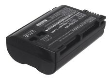 UK Battery for NIKON 1 V1 Coolpix D7000 EN-EL15 7.0V RoHS