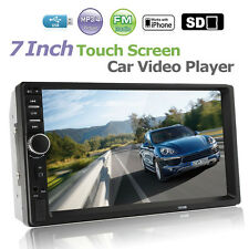 Auto 7 '' Zoll 2DIN Auto MP5 MP3 Player Bluetooth Touchscreen Stereo Radio 12 V
