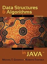 Data Structures and Algorithms in Java by Roberto Tamassia and Michael T....