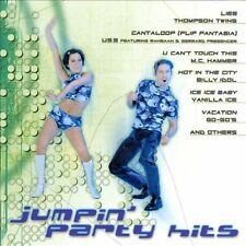 Jumpin' Party Hits by Various Artists (CD, 1999, Laserlight)