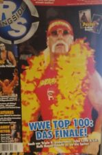 Power Wrestling 9/2007 WWE WWF WCW + 2 Poster (Boogey Man, Triple-H)