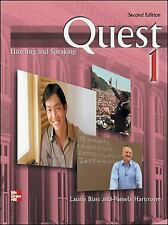 Quest Listening and Speaking, 2nd Edition - Level 1 (Low Intermediate to Interme