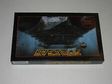 Awesome (Amiga, 1990) Vintage Game, Rare Long Box Version