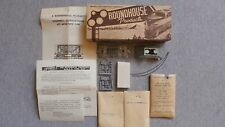 """Roundhouse HO Hopper Mine Ore Car """"Soo Line"""" With Truck Kit #H-101"""