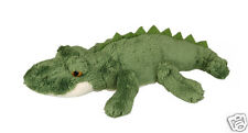 Ravensden Cute Crocodile Alligator Realistic Plush Soft Toy Green 17cm FRS007CD