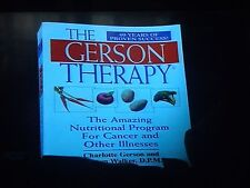 The Gerson Therapy DVD~Healing Cancer~Natural Remedies~Coffee Enema's?~Experts?