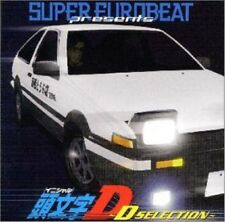 Super Eurobeat Dave Rodgers Initial D D-Selection Japan CD AVCD-11657 1998