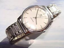 Vintage Omega Seamaster Automatic Cal. 552 Swiss 24 Jewels Watch Sweep