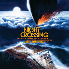 Night Crossing - Complete Score - Limited Edition - OOP - Jerry Goldsmith