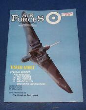 AIR FORCES INTERNATIONAL MAGAZINE NOVEMBER 1988 - H.S.NIMROD