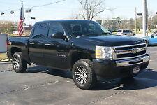 Chevrolet : Silverado 1500 4WD Crew Cab