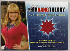Big Bang Theory Season 5 Costume Card M31 Bernadette Rostenkowski-Wolowitz