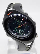 RARE: Nike Triax Swift ADX Watch WC0035-006 *Excellent Condition*