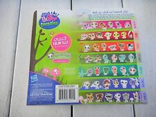 NIP Littlest Pet Shop Teensies Artic, Meadow, Jungle, Farm 21 pcs Mystery Pet
