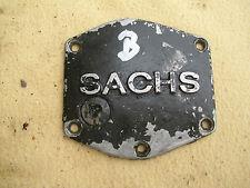 Motor Getriebe Fichtel & Sachs Abdeckung. Deckel, Kupplungsdeckel B  Hercules