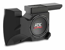 "MTX RZRXP-10 Polaris RZR Amplified 10""Subwoofer Enclosure FREE SHIPPING"