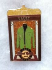 Hard Rock Cafe Pin London Vault Series with Green Jacket #3