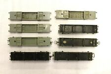 Hornby Dublo Metal Flat Bed Wagons Job Lot OO Gauge Rolling Stock Collectables