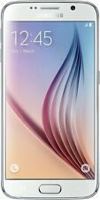 Samsung Galaxy S6 SM-G920F 32GB White Unlocked Sim Free Phone 4G-BRAND NEW
