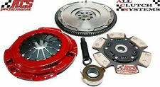 ACS ULTRA STAGE 3 CLUTCH KIT+HD FLYWHEEL HONDA ACCORD PRELUDE 2.2L 2.3L