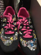 Tokidoki Asics Tigers Special Edition Tennis Shoes Size 9