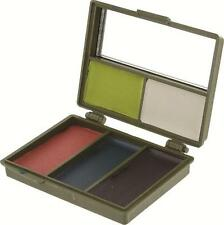 Highlander  5 Colour Camo Face Paint Compact Army Cadet MTP