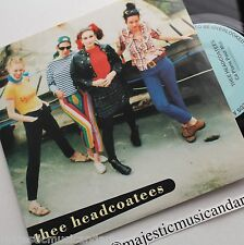 """THEE HEADCOATEES CA PLANE POUR MOI 7"""" VINYL HOLLY GOLIGHTLY 1997 ORIGINAL N.MINT"""