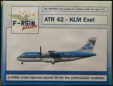 F-RSIN Models 1/144 French ATR 42 KLM Exel Airlines