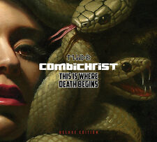 Combichrist: This Is Where Death Begins - 2CD DigiPak (VÖ: 03.06.2016)
