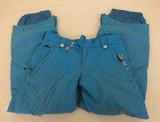 Sessions Deluxe System 5 Insulated Ski/Snowboarding Pants Girls Medium GREAT