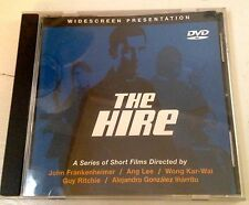 THE HIRE BMW FILMS WIDESCREEN DVD 2001