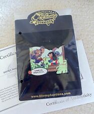 DISNEY AUCTIONS Story of Lilo & Stich #4 Black Prototype PIN