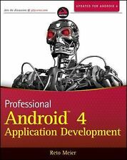 Professional Android 4 Application Development, Meier, Reto