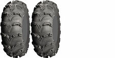Pair 2 ITP Mud Lite XL 26x9-12 ATV Tire Set 26x9x12 MudLite 26-9-12