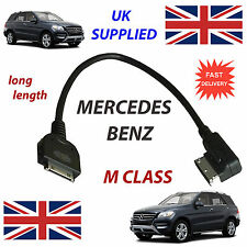 Mercedes Benz M CLASS A0018279204 iPhone 3GS 4 4S Long Length Cable replacemnt