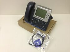Cisco CP-7962G VOIP Phone + Phone CAT 6 cable + Warranty * Quantity Available*