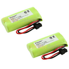 2x Cordless Home Phone Battery Pack for Uniden BT-1008 BT1008 BT-1016 BT1016