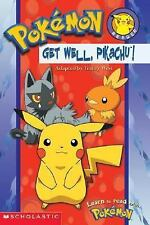 Pokemon Get Well Pikachu! #6 (Pokemon, Reader) by Tracey West, Good Book