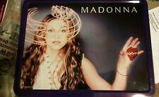 MADONNA Lunchbox Ray of light 2000 Rare
