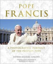 Pope Francis: A Photographic Portrait 250 Photos Catholic Religious Book Vatican