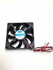 BP8015M6 FAN 6V DC 2P 80mm 80 x  15mm 10 wires 2 Pin terminal connector 1pc