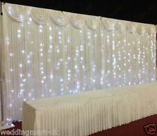 Fairylight Heavy Duty Wedding Backdrop Package for Sale
